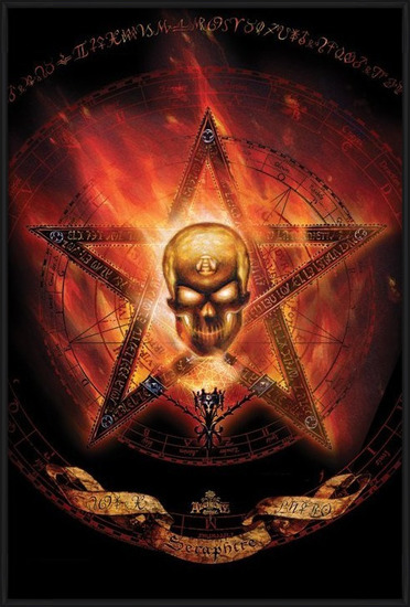 Alchemy - seraphire Poster