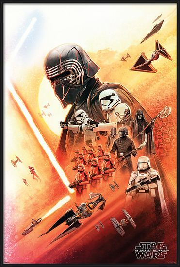 Star Wars: The Rise of Skywalker - Kylo Ren Poster