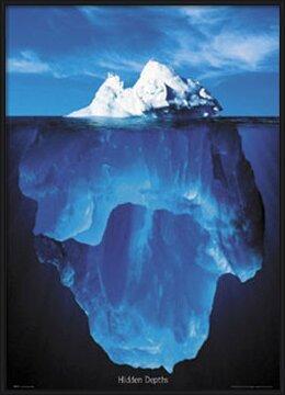 Hidden depths Poster