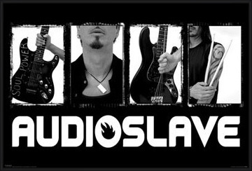 Audioslave - exile Poster