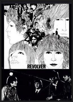 Beatles - revolver Poster