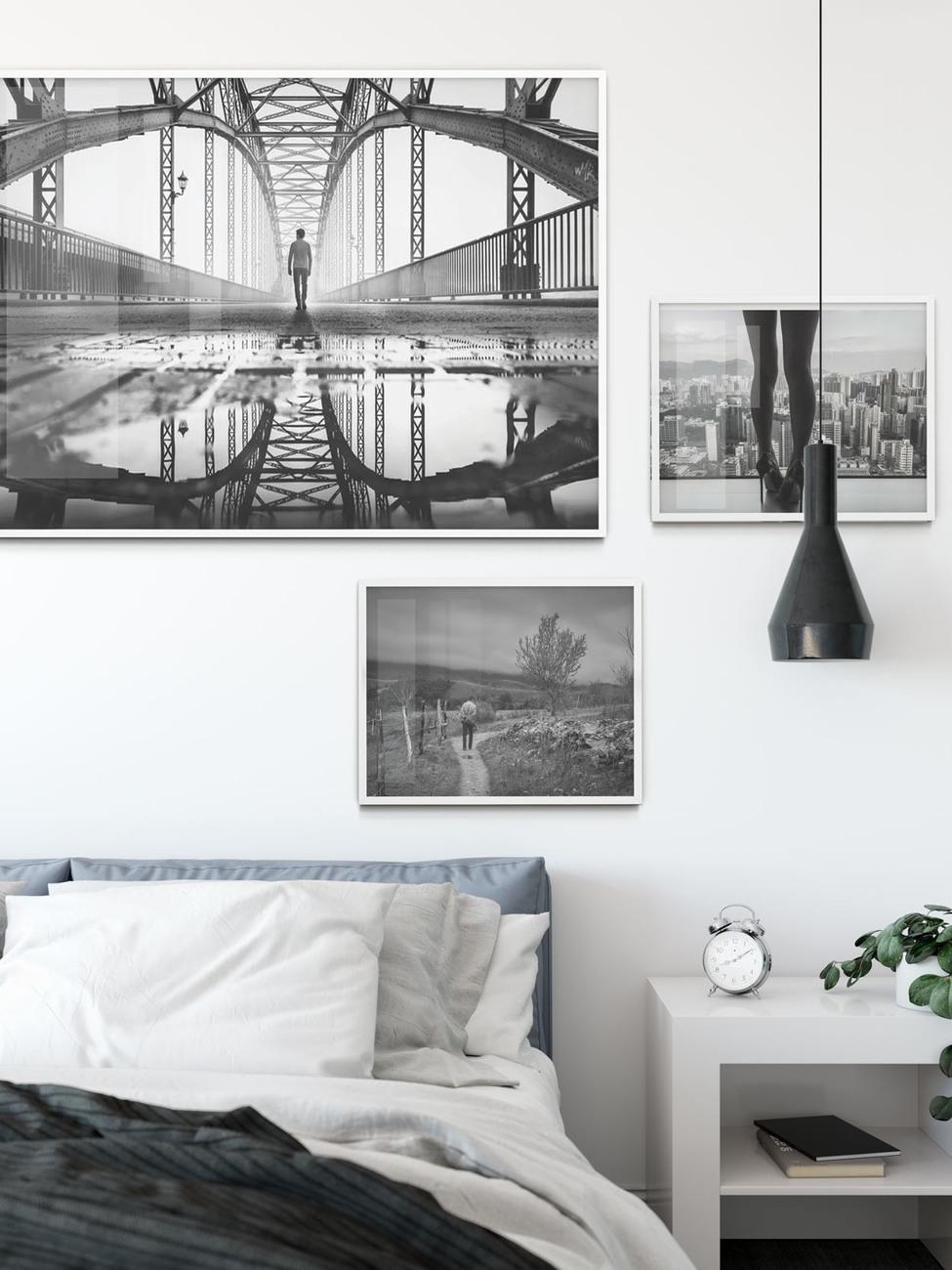 Art Print on Demand The Bridge
