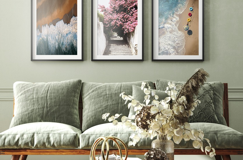 Canvas Print Food for the Soul