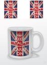 Keep Calm and Carry On - Union Jack