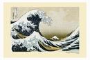 Katsushika Hokusai- The Great Wave off Kanagawa
