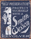 S&W - SMITH & WESSON - Self Preservation
