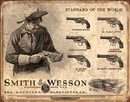S&W - SMITH & WESSON - Revolver Manufacturer