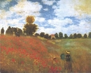 Poppies, Poppy Field, 1873
