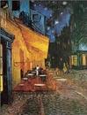 Café Terrace at Night - The Cafe Terrace on the Place du Forum, 1888
