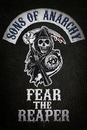 Sons of Anarchy - Fear the reaper