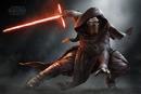 Star Wars Episode VII: The Force Awakens - Kylo Ren Crouch