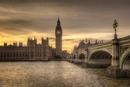 London - Autumn Skies, Rod Edwards