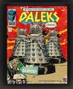 Doctor Who - Daleks Comic Cover