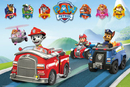 Paw Patrol - Vehicles