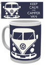 VW Volkswagen Camper - Keep Calm