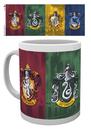 Harry Potter - All Crests