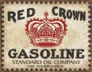 Red Crown - Checker