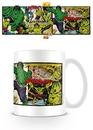 Marvel Retro - Hulk Panels