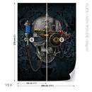 Alchemy  Art Necronaut Skull