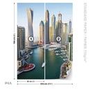 Dubai City Skyline Marina