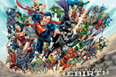Justice League - Rebirth