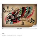 Skull Tattoo Wing