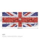 Brick Wall Union Jack