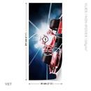 Car Formula 1 Red