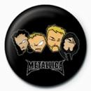 METALLICA - heads GB