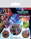 Guardians of the Galaxy Vol. 2 - Rocket & Groot