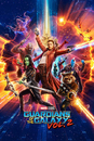 Guardians Of The Galaxy Vol. 2 - One Sheet