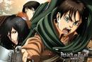 Attack on Titan (Shingeki no kyojin) - Scouts