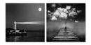 Lighthouse gray