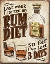 Rum Diet