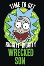 Rick and Morty - Wrecked Son
