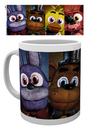 FIVE NIGHTS AT FREDDY'S - Faces