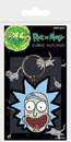 Rick and Morty - Rick Crazy Smile
