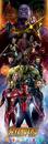 Avengers Infinity War - Characters