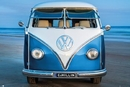 Volkswagen - Brendan Ray Blue Kombi