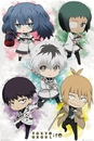 Tokyo Ghoul - Re - Chibi Characters