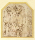 Study of Horses and Riders, c.1480