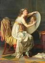 Portrait of Rose Adelaide Ducreux (1761-1802)