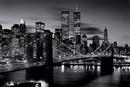 Brooklyn bridge (B&W)