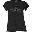Star Wars - Logo Rhinestone Aplicattion