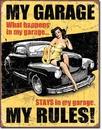 LEGENDS - my garage